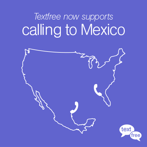how to call mexico from vonage